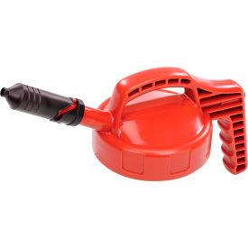 Oil Safe Mini Spout Lid, Orange, 100406