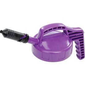 Oil Safe Mini Spout Lid, Purple, 100407