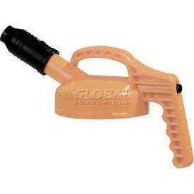 Oil Safe Stumpy Pour Spout Lid, Tan/Beige, 100500