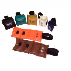 Cuff® Original Wrist and Ankle Weight, 7 Piece Set