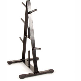 """Stationary Cart For Iron Disc Weight Plates, 350 lb. Capacity, 37""""L x 22""""W x 15""""H"""