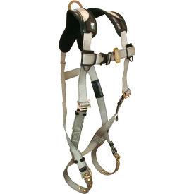 FallTech® 7008T Titanium® 1-D Full Body Harness, 1 Back D-ring, Size UniFit