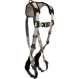 FallTech® 7087L FlowTech® 1-D Full Body Harness, 1 Back D-ring, Size Large