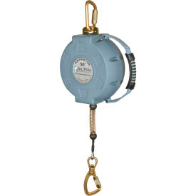 FallTech® 727650 Contractor SRL, 50' Galvanized Cable with Glass-filled Nylon Housing