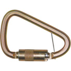"FallTech® 8450 Carabiner Medium Twist Lock, 1"" Gate Opening"