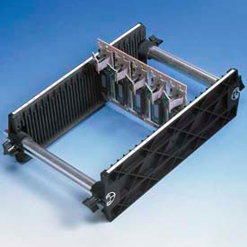 "Fancort Karry-All Model 76 Adjustable Conductive Small PCB Rack, 9""W x 13-1/4""D x 8""H"