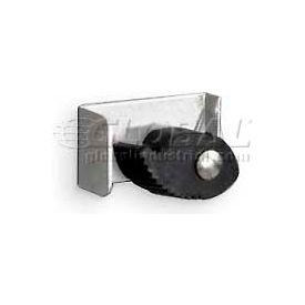 "A&J Washroom Mop Holder UJ19, Plated Reinforced Steel, 2-9/16""W x 1-5/16""H x 1-3/16""D"