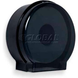 """A&J Washroom Toilet Tissue Dispenser UP830, Single, 9"""" ABS JRT, Surface Mounted, Non-Controlled"""