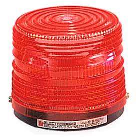 Federal Signal 141ST-024R Strobe light, 24VDC, Red