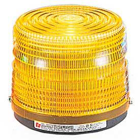 Federal Signal 141ST-120A Strobe light, 120VAC, Amber