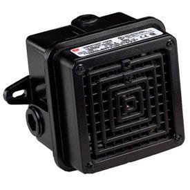 Federal Signal 350WBX-120 120VAC, Hazardous Location Horn, Weatherproof Backbox