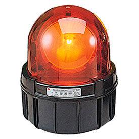 Federal Signal 371LED-120R Rotating LED light, 120VAC, Red
