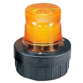 Federal Signal AV1-LED-024A combination audible/visual signal, flashing, 24VDC, Amber
