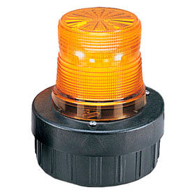 Federal Signal AV1ST-120A Light/sounder combination, strobe, 120VAC, Amber