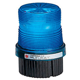 Federal Signal FB2PST-120B Strobe, 120VAC, pipe/surface mount, Blue