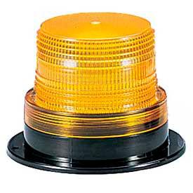 Federal Signal LP6-012-048A Light, 12-48VDC, Amber