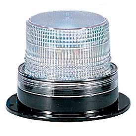 Federal Signal LP6-012-048C Light, 12-48VDC, Clear