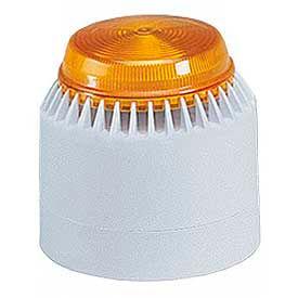 Federal Signal LP7-18-30A Strobe/sounder, 18-30VDC, Amber