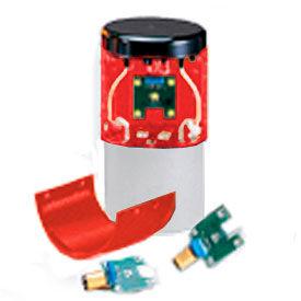 Federal Signal LSLD-024R Litestak; LED light module, 24VDC, Red