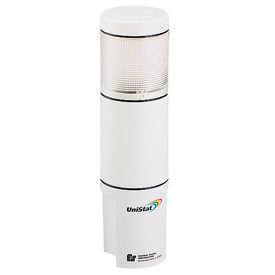 Federal Signal USI-120TC UniStat, tri-color, single-high, 120VAC