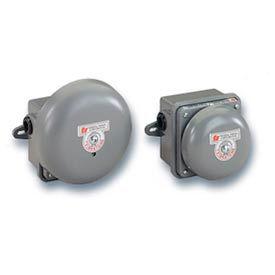 "Federal Signal 506-120-1 6"" Vibrating bell, 120VAC 100dB"