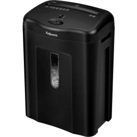 Fellowes® Powershred® 11C Shredder, Cross-Cut, 120V Us - Pkg Qty 2