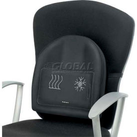Fellowes® Heat And Soothe Back Support - Pkg Qty 4