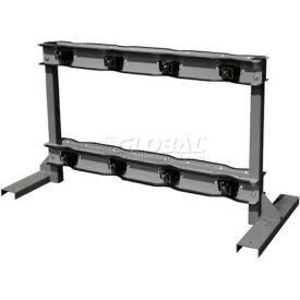 "Floor Stand Rack, 23""W x 56""D x 30""H, 8 Cylinder Capacity"