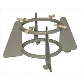 """Ring Style Stand, 15""""W x 15""""D x 7""""H, 1 Bottle Capacity"""