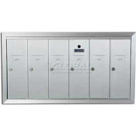 Mailboxes Commercial Mailboxes Wall Mount 4b Recessed