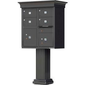 Mailboxes Commercial Mailboxes Cluster Box Units Vital Cluster Box Unit W Vogue Classic