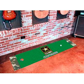 "ARMY Putting Green Runner 18"" x 72"""