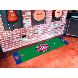 "Montreal Canadiens Putting Green Mat 18"" x 72"""