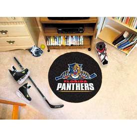 Florida Panthers Puck Mat