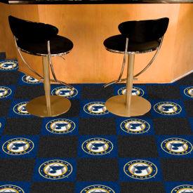 St Louis Blues Team Carpet Tiles