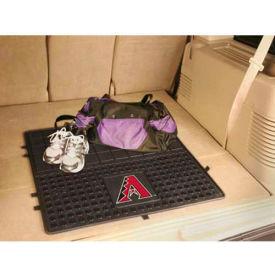 "MLB - Arizona Diamondbacks - Heavy Duty Vinyl Cargo Mat 31"" x 31"" - 10884"