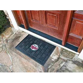 Minnesota Twins Medallion Door Mat
