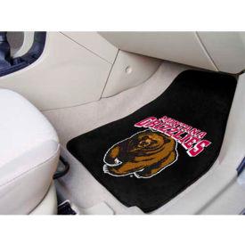 "University of Montana - 2 Piece Carpeted Car Mat Set 17""W x 27""L - 11782"