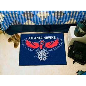 """NBA - Atlanta Hawks Starter Rug 19""""  x  30"""""""
