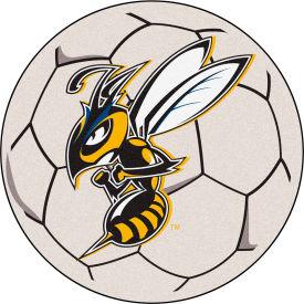 Fan Mats Montana State - Billings Soccer Ball - 14156