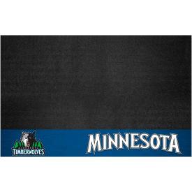 Fan Mats NBA - Minnesota Timberwolves Grill Mat - 14212