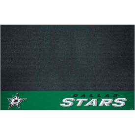 Fan Mats NHL - Dallas Stars Grill Mat - 14233