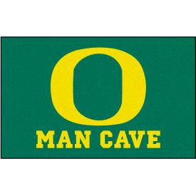 "Fan Mats University Of Oregon Man Cave Ulti-Mat Rug 60"" X 96"" - 14691"