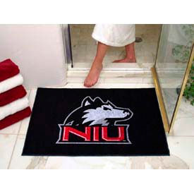 "Northern Illinois All-Star Rug 34"" x 45"""