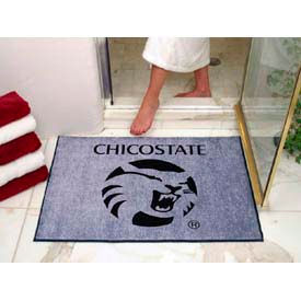 """Cal State - Chico All-Star Rug 34"""" x 45"""""""
