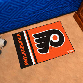 "Fan Mats NHL - Philadelphia Flyers Starter Mat, 19"" x 30"" - 19273"