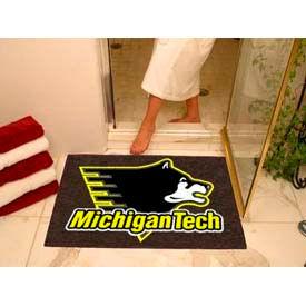 "Michigan Tech All-Star Rug 34"" x 45"""