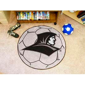 "Providence College Soccer Ball Rug 29"" Dia."