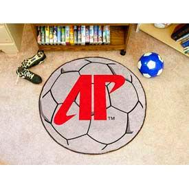 "Austin Peay State Soccer Ball Rug 29"" Dia."