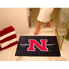 "Nicholls State All-Star Rug 34"" x 45"""